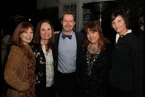 Frances Fisher, Beth Grant, Gary Oldman, Colleen Camp, Mary Thompson